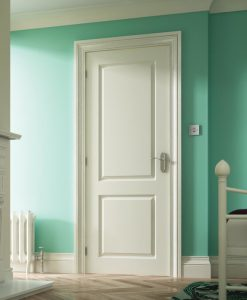 2 Panel Interior Moulded Doors