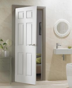 6 Panel Interior Moulded Doors